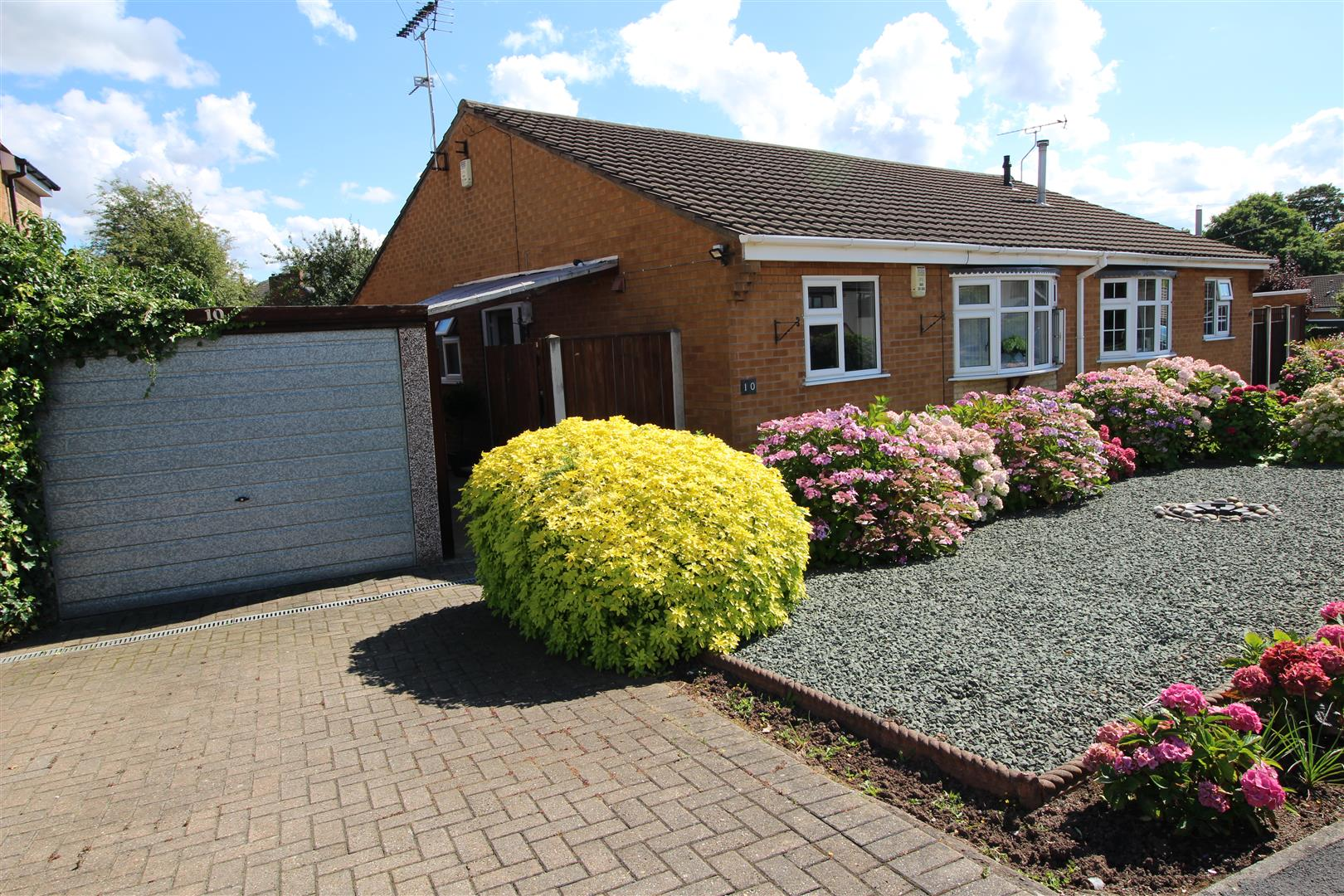 2 Bedrooms House for sale in The Paddocks, Sandiacre
